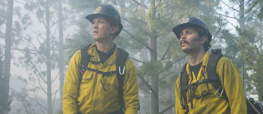 Miles Teller, Josh Brolin and Taylor Kitsch are Only the Brave