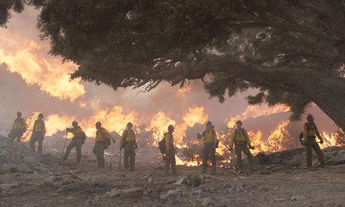 The Hotshot crew saves a giant juniper tree