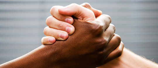 Just Say No To Racism: Dear Dish-It Discusses the Subject