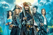 Pirates of the Caribbean: Dead Men Tell No Tales Blu-ray Review