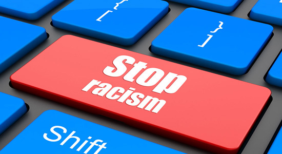 Take your part to stop racism today.