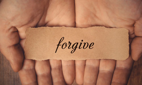 Forgiveness will set you free.
