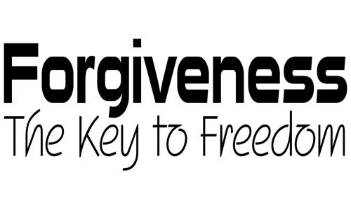 It is better to forgive then to hold onto negative feelings.