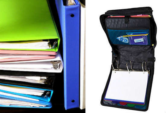 One binder or many - the choice is easy!