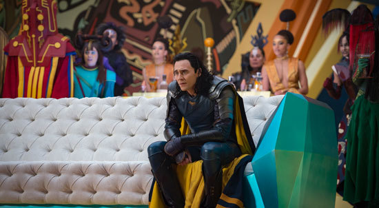 Loki has joined Grandmaster's court