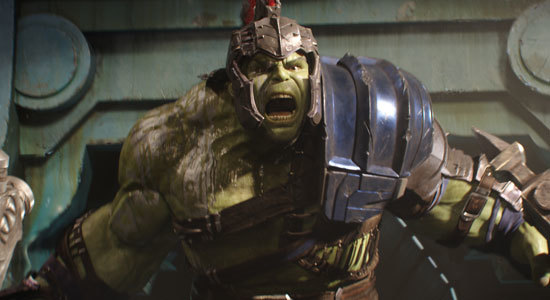 Hulk the gladiator champion