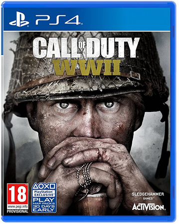 Call of Duty: WW2 Box Art