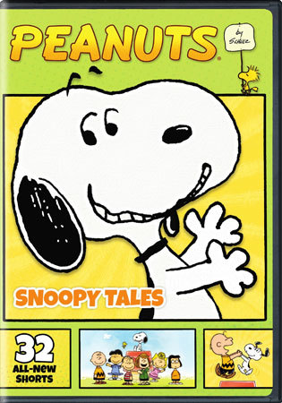 Peanuts by Schulz: Snoopy Tales DVD