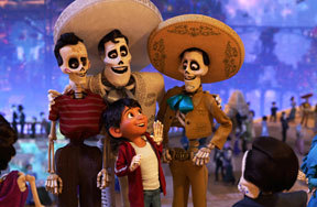 Latino Actors bring Coco to Life