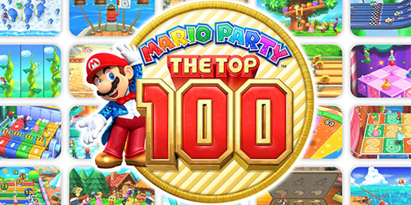 Mario Party: The Top 100 3DS Game Review