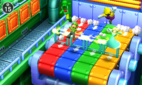The 4-player chaos of Mario Party is always better off with more players.