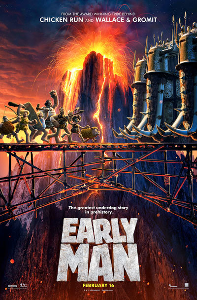 Early Man Exclusive Movie Poster Debut