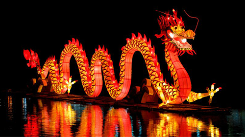 Chinese New Year celebrations are some of the biggest in the world.