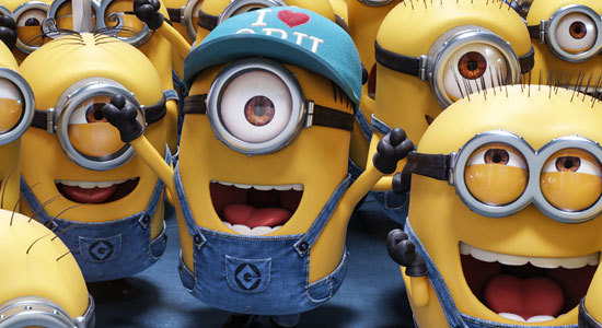Minions hope Gru will be a villain again