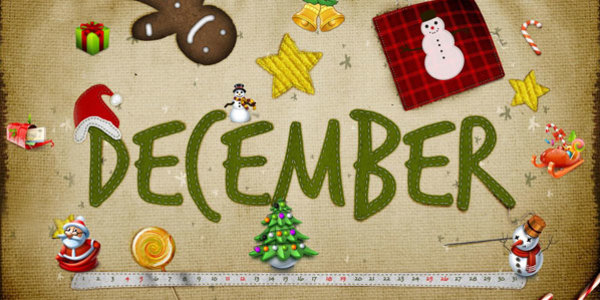 Feature december holiday feat