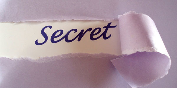 Feature not to keep secrets feat
