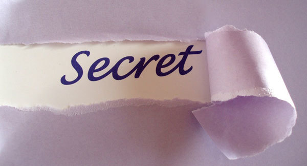 Some secrets are not meant to be shared.
