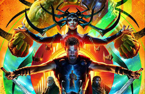 Preview thor ragnarok pre new