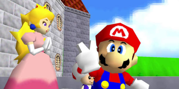 The Best Game I Played: October 2017 | Super Mario 64