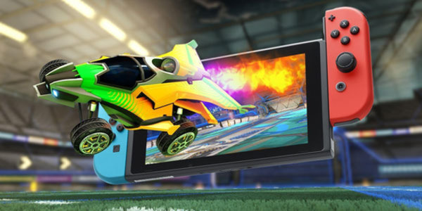Rocket League is Coming to the Switch