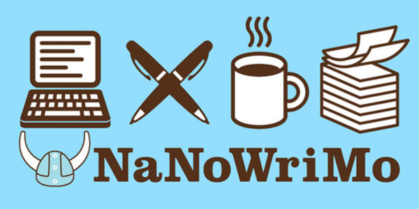 NaNoWriMo. Your Novel is Calling
