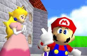 Preview super mario 64 pre