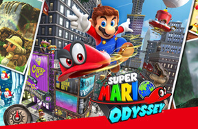 Super Mario Odyssey Nintendo Switch Review