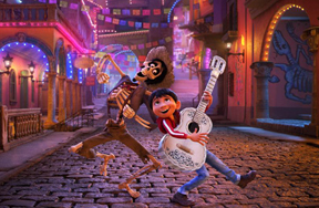 Take a Glimpse at The Worlds of Disney•Pixar's Coco