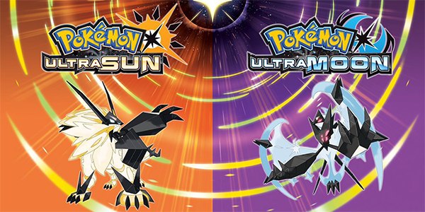 Pokémon Ultra Sun and Ultra Moon 3DS Game Review