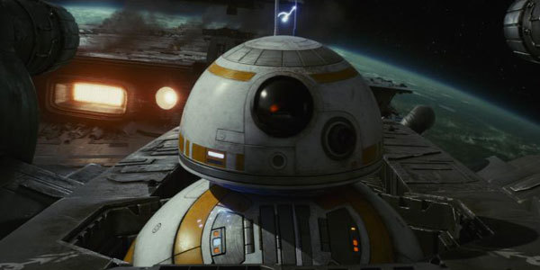 BB-8 is a hero too!