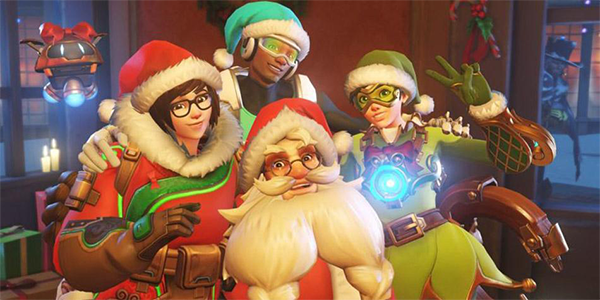 Feature feature christmas games