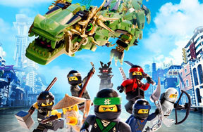 The LEGO Ninjago Blu-ray Review
