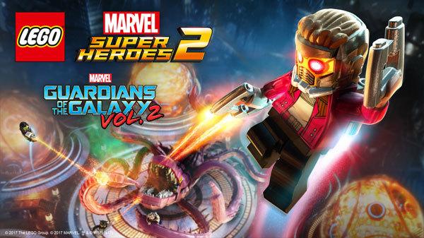 Guardians of the Galaxy Vol. 2  - LEGO Marvel Super Heroes 2 DLC