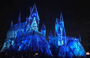 A Look At Christmas In Wizarding World of Harry Potter