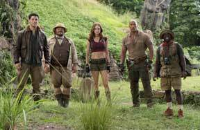 Preview jumanji welcome to jungle pre