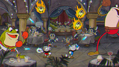 Cuphead's visuals are enough to grab the attention of gamers.
