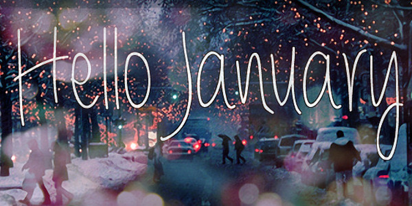 Feature hello january feat