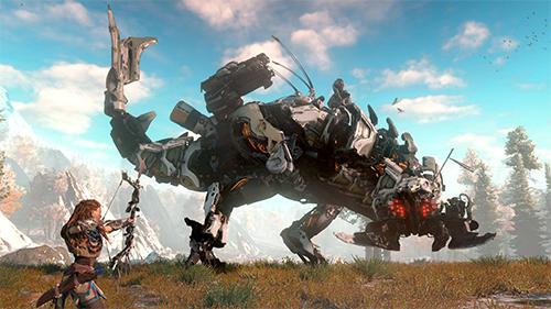 Horizon Zero Dawn was one of Kidzworld's highest reviewed games of the year.