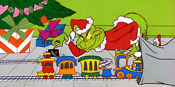 Feature how the grinch stole christmas cartoon feat