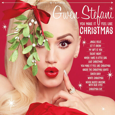 Gwen Stefani's You Make It Feel Like Christmas Album