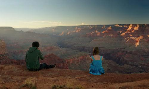 Gardner and Tulsa share the Grand Canyon