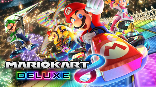 The Wii U's re-release is one of the family game of the year nominees.