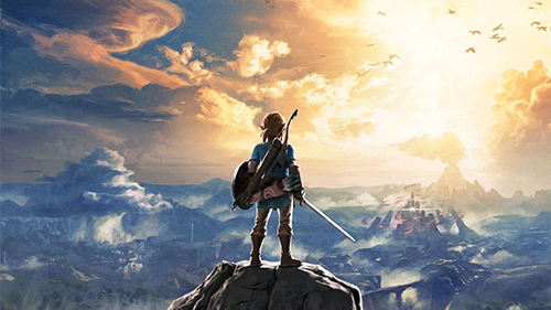 The new Zelda is the game to beat at this year's award show.