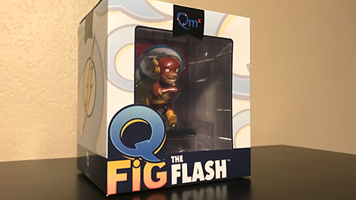 The Flash's Q Fig!