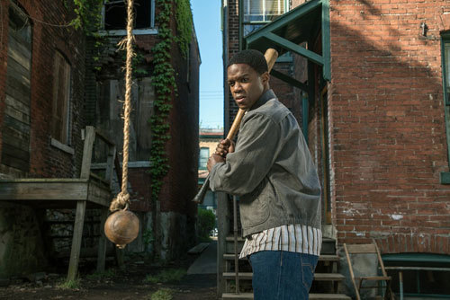 Jovan Adepo plays Cory