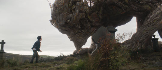 Feature a monster calls feat
