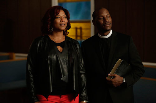 Queen with guest star Tyrese Gibson