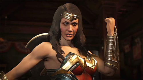 Wonder Woman returns to Injustice.