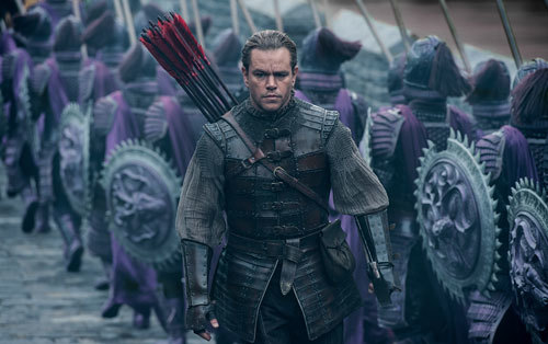 Critics Say 'The Great Wall' Is 'Meh'