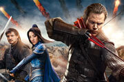 Preview the great wall review pre